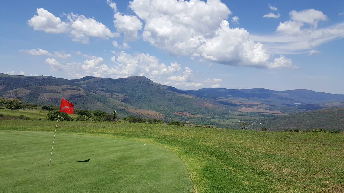 golf courses mpumalanga drakenzicht the mountain links