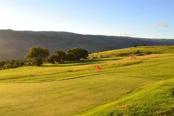 golf courses in mpumalanga drakenzicht
